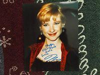 "HAND SIGNED 10"" x 8"" PHOTO + COA - JANE HORROCKS"