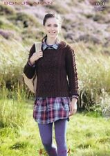 Hayfield Aran Sweaters Patterns