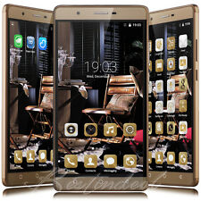 """Unlocked 6"""" IPS Android Smart Phone Quad Core Dual SIM T-Mobile Net10 3G GSM 8GB"""