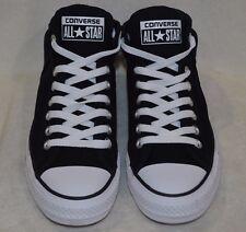 Converse Men's Chuck Taylor High Street Black/White Hi-Top Sneakers-Asst Sizes