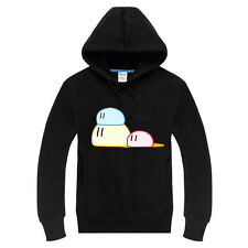New Anime Clannad Furukawa Nagisa Hoodie Casual Sweatshirt Cotton Cosplay Coat