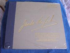 Heifetz/Bruch-Scottish Fantasy/3 Red Vinyl 78s/RCA Victor DV-11/NEW OLD STOCK*
