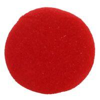 Rouge mousse Nez de clown costume de fete costumes de fete Deguisement cosp H7A6