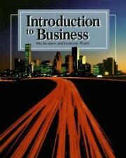 Introduction to Business : Our Business and Economic World 1992