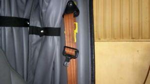 2015 Peterbilt 587 Left Front Seat Belt Retractor   (6650439