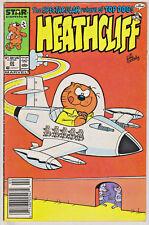 HEATHCLIFF#22 FN- 1988 MARVEL COMICS