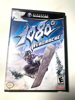 1080° Avalanche (2003) - Nintendo Gamecube Game - Complete CIB Tested WORKING!