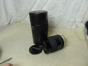 Tamron Adaptall 2 135mm f/2.5 Fast Portrait Lens - adapt to most cameras