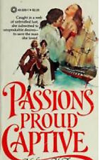 Passion's Proud Captive by Melissa Hepburne (1978, Paperback) FREE SHIPPING