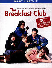 The Breakfast Club (Blu-ray Disc, 2015, 30th Anniversary Edition) Used