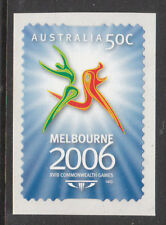 2006 Melbourne Commonwealth Games - P&S Stamp