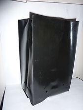 Black Poly Plant Bags 375mm x 320mm 35 litre capacity ( 40 bags ) Pots
