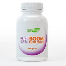 Bust-Boom Breast Enlargement Sex Pills: Clears Acne Too - Boob Enhancement