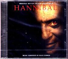 HANNIBAL Hans Zimmer OST CD Anthony Hopkins Glenn Gould Danielle de Niese Badelt