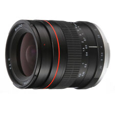 35mm F2.0 Wide Angle Manual Focus Prime Lens Full Frame for Nikon F DSLR Camera