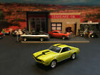 1:64 Hot Wheels Limited Edition 1969 69 AMC AMX 390 Lime Green w/ Black Stripes
