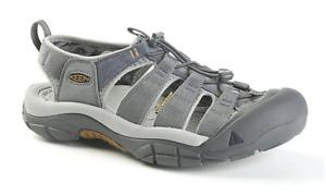 Keen Newport H2 Steel Grey Paloma Sport Sandal Men's sizes 7-16 NEW!!!