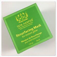 Tata Harper New Advanced Formula RESURFACING MASK -  Full Size 1 oz - New In Box