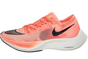 Nike ZoomX VaporFly Next% Bright Mango AO4568-800 men's 12 to 13 new