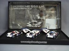 hpi-racing 1/43 Porsche 956 LH 1982 Le Mans 24h #1 & #2 & #3 Set from Japan