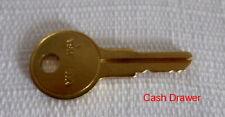 Sharp Cash Register Cash Drawer Key