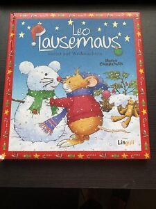 Leo Lausemaus wartet auf Weihnachten - Marco Campanella