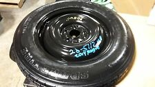 2016 2017 NISSAN NISSAN ROGUE SPARE TIRE WHEEL DONUT 17""