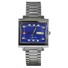 Pre-Owned Rado Mens Stainless Steel Manhattan Watch