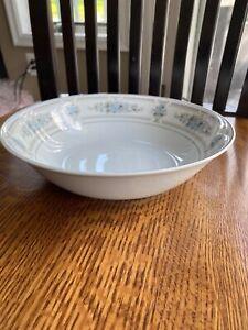 Wade Fine Porcelain China Serving Bowl In The Elington Pattern, Made In Japan