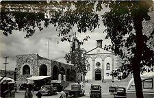 1930-1950 RPPC Sanctuario de Ntra. Sra. de Guadalupe C. Juarez, Chih. Mexico RLD