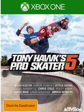Tony Hawk Pro Skater 5  Xbox one