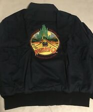 Vintage WIZARD OF OZ 50th Anniversary Embroidered Jacket - New XL