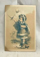 Orig. Victorian Trade Card The Electric Nerve Pain Pencil C.E. Carter Lowell MA