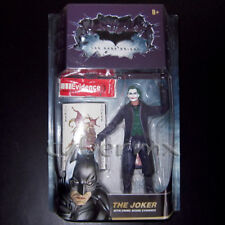 MATTEL BATMAN THE DARK KNIGHT MOVIE MASTERS THE JOKER FIGURE ~BRAND NEW~