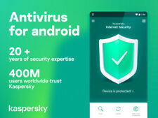 Kaspersky internet security for android 2020 1 device 1 year Worldwide License