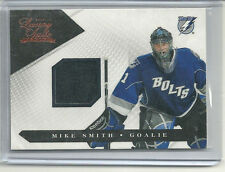 MIKE SMITH JERSEY #/599 2010-11 LUXURY SUITE TB LIGHTNING