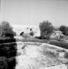 KALOSSI c. 1960 - Château des Croisés Vestiges - Négatif 6 x 6 - CHYPRE 8