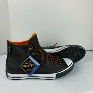 Converse Chuck Taylor AS Winter GORE-TEX Sneaker Boot, 165933C Multi Sizes Brown