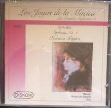 Las Joyas de la Musica - Brahms - Las Grandes Sinfonias - 4 (CD)