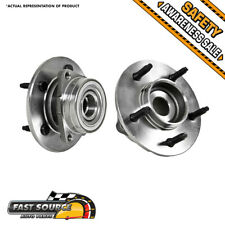 2 Front Wheel Bearing Assembly For 1997 1998 1999 2000 Ford F150 4X4 4WD