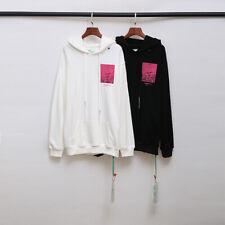 2019 Off-White lncompiuto Men Women Sport Hoodie  Sweatshirts Unisex sweater Z