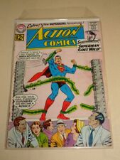 ACTION COMICS #295 DC COMICS SUPERGIRL DECEMBER 1962 VG (4.0)*