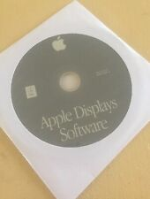 2002 Macintosh Apple Displays  2.1.1 Software