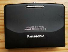 Panasonic RQ-X10 Walkman Kassettenspieler slim