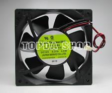 Dc Centaur Cudc12B4 Double ball cooling fan Dc12V 0.37A 4.5W 120*120*25mm 2wire