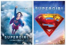 SUPERGIRL - Season 2 - CW Show - Promo Card 2