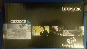 LEXMARK / C5220CS / CYAN / C522 / C524 / C530 etc. / 734646396653 / MwSt. ausw.