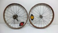 Vintage Iverson ROAD RUNNER George Barris Muscle Bike Boys Bicycle PARTS WHEELS