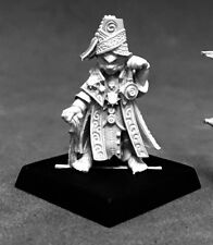 Meligaster Iconic Mesmerist Reaper Miniatures Pathfinder Gnome Halfling Caster
