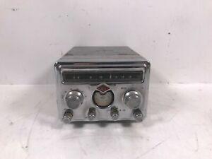 Gonset G-66B Classic Tube Automobile Mobile Amateur Radio Receiver